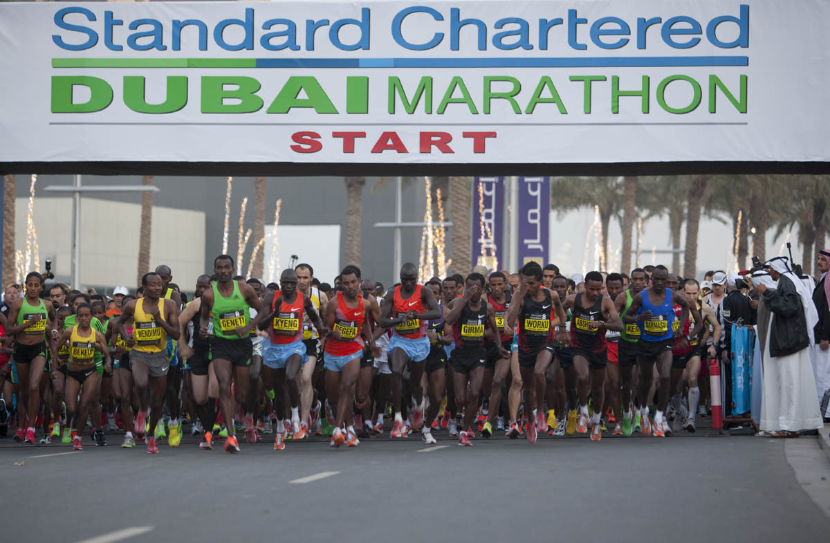 WATCH LIVE: 2019 Dubai Marathon | EthioAthletics Network